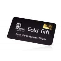 22Kt Gold Gift Card