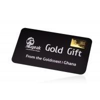 22Kt Gold Gift Card