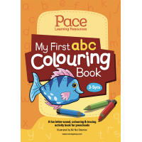 Pace LR My First ABC Colouring Book