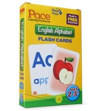 Pace LR English Alphabet Flash Cards